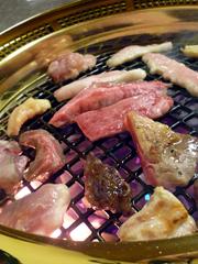二本木の焼肉の本丸でおいしいお肉♪