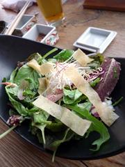 神戸のカルメニ18F 創作居酒屋 風~foo~で絶景ディナー!