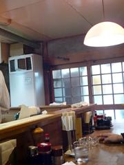 神戸・六甲駅近くの洋食の店 自由軒でオムライスランチ♪