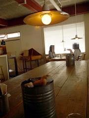 神戸・三宮のカフェ&バー アンセムでまったりティータイム♪