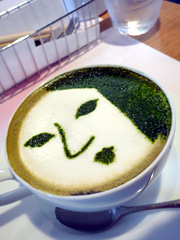 京都・嵐山のよーじやカフェ 嵯峨野嵐山店でモーニングセット♪