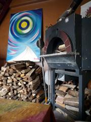 河原町のpizza HOT HOUSE(ピザホットハウス)で石窯ピッツァ!