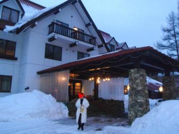 こんな感じのホテルです♪
