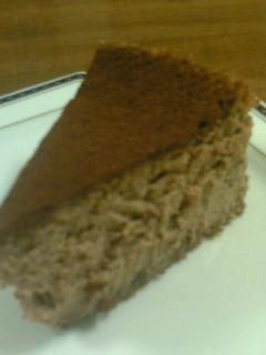 ダブルチョコレートチーズケーキ