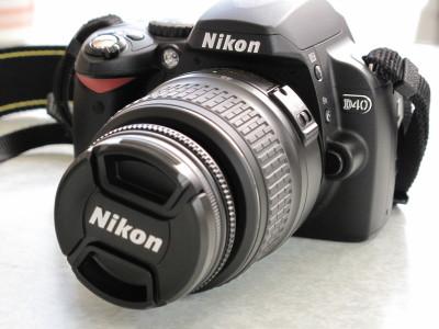 ニコン D40