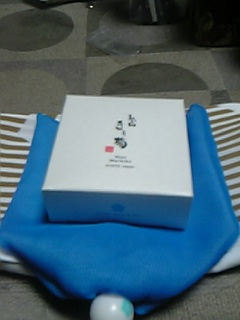まり菊の石鹸