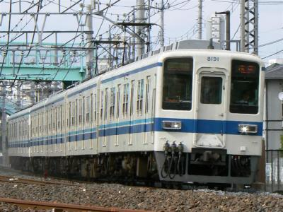 8000型8191F+8507F