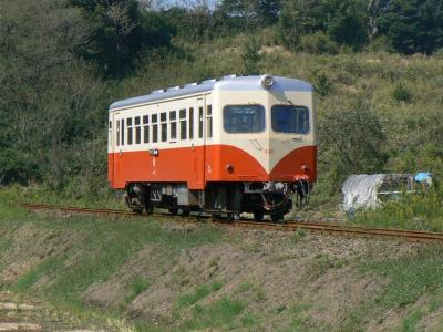 第17列車に充当されたキハ430型432号車