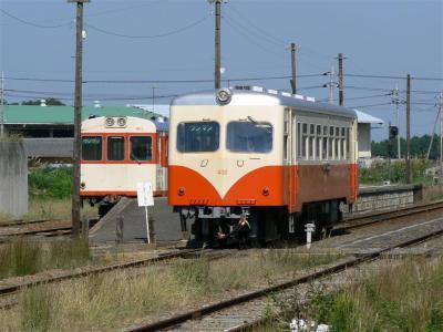 第19列車・第20列車による榎本駅交換