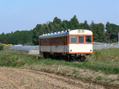 第22列車に充当されたキハ600型601号車
