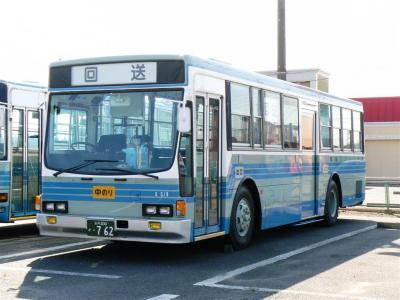 関鉄グリーンバス鉾田に導入されたG018号車