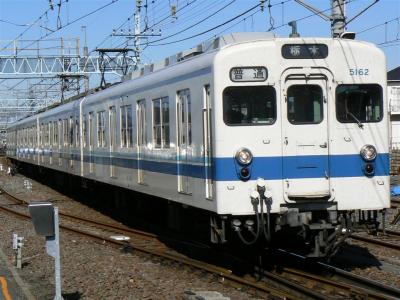 424列車に充当された5162F