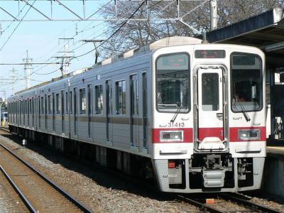 430列車に充当された31413F