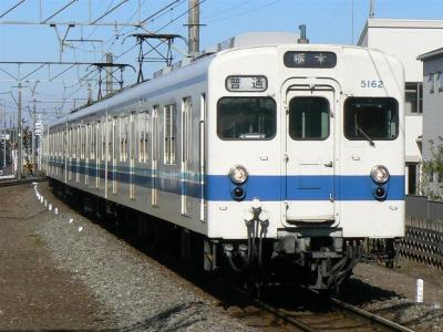2006.11.13の432列車に充当された5162F