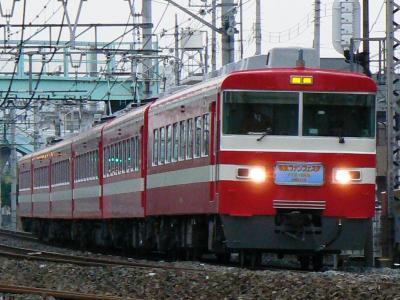 ファンフェスタ号送り込み臨時回送5882列車