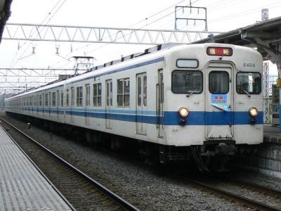 柏発南栗橋ゆきファンフェスタ号5828レ→5681レに充当された8104F