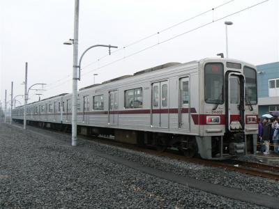 休憩用車両として使用された31402F