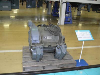 5050型に使用されているTDK-544モーター