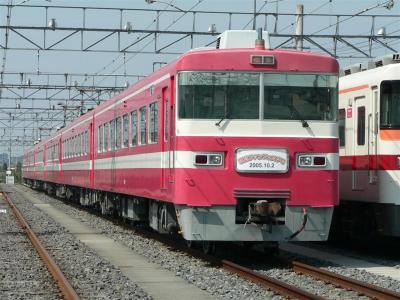 隅田川花火号に充当される18型1819号車
