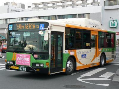 東京都交通局のバスは全路線でPASMOに対応済み