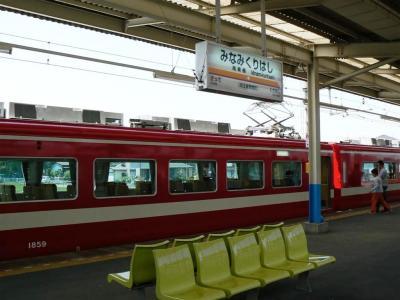 南栗橋駅に停車中の18型1819F
