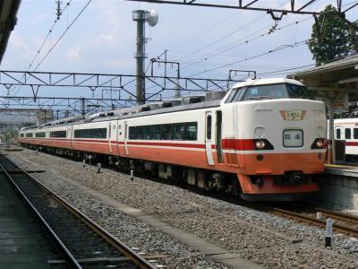 JR横浜から東武日光間を無事に走り終え新栃木に回送される189系