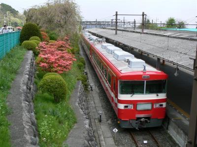 東武日光駅着発6番線に留置中の18型 その2