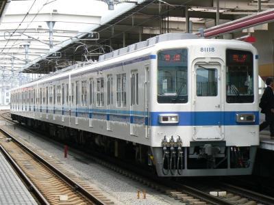 更新改造工事後新栃木出張所に配置された81118F