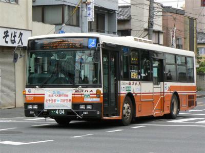 竹14系統は従来どおり大型車を充当