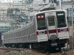 2701列車 準急 東武動物公園ゆき 10050型11267F他