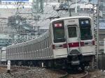 2403列車 準急 太田ゆき 10050型11636F