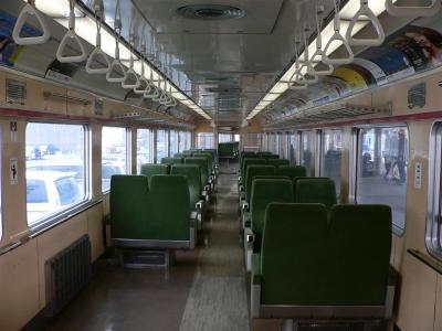 18型1812F車内