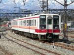 東武日光に向けて下今市を発車した513列車 6175F