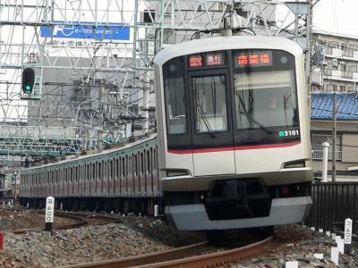 D1402Kレ 東急5000型5101F