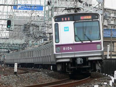 D1559Sレ メトロ8000型8104F