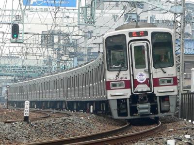 F5378T列車に充当された31604F+31404F