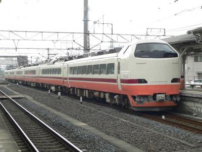 日光8号JR新宿ゆき1058M列車