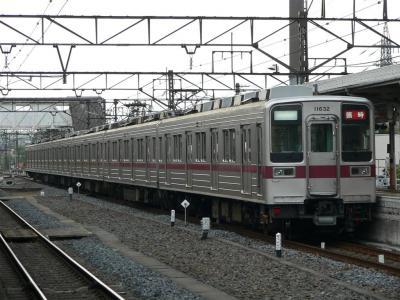 4月29日の5064列車は11632Fが充当されました