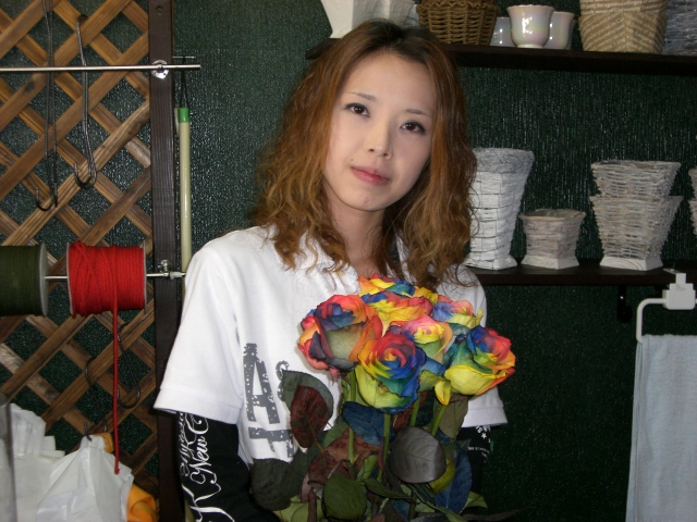 お花やさん統括