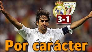 Raul Gol!