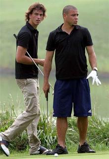 ゴルフパボン