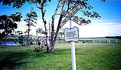 プリンスエドワード島の風景①