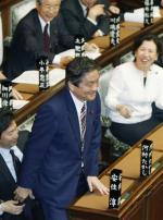 名古屋市長選で当選した河村たかし氏