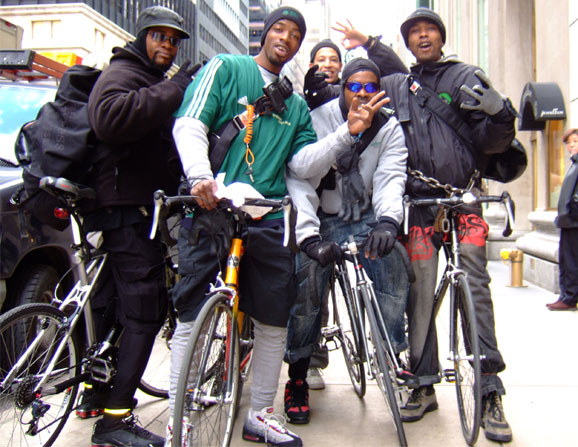 Urban Express Crew
