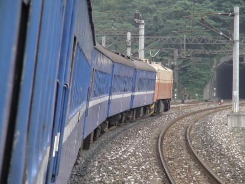 台湾の汽車旅