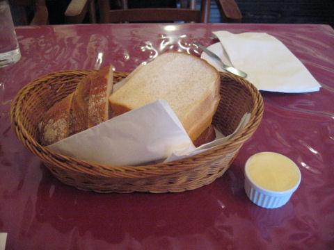 ボンジュールのパン