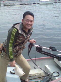 20090503 釣りにハマっていました