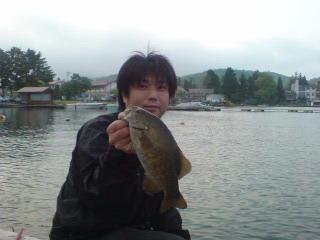 20090525 英明 桟橋にて