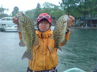 20090531 澤君 いつもの釣りで