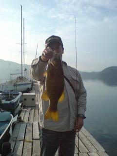 20090604 川上さん44cm 1200g